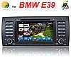 Штатное головное устройство магнитола BMW E39, BMW E53 - Фото