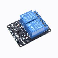 Модуль реле. Двухканальный, Arduino