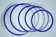 """Набор 5шт """"круги А5"""" - декор для жидких обоев"""