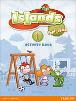 Islands 1 Activity Book + PinCode