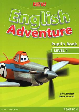 new english adventure level 1
