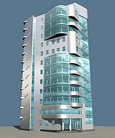 Архитектурная 3D визуализация AutoCAD