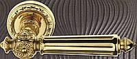 Дверная ручка Forme® NIKE с фиксатором WC/PZ PZ, Бронза