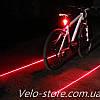 Задний габарит с лазерными дорожками, фото 6