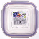 Контейнер FreshBox квадратный 0.275л. герметичный, фото 3