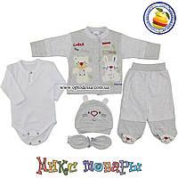 Костюмы для малышей 5 предметов Рост: 62 см (4771-1)