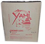 Cоевый соус классический 18л Yami