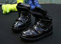 Ботинки на меху на деток  29 размер
