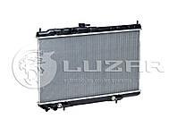 Радиатор охлаждения almera classic 1.6 (06-) акпп (lrc 141fe) luzar (производство Luzar ), код запчасти: LRC141FE