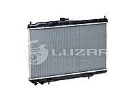 Радиатор охлаждения almera classic 1.6 (06-) мкпп (lrc 14fc) luzar (производство Luzar ), код запчасти: LRC14FC