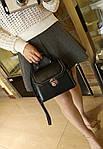 Стильная черная сумка , фото 3