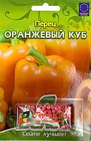 Перець сол. Оранжевий куб 50шт