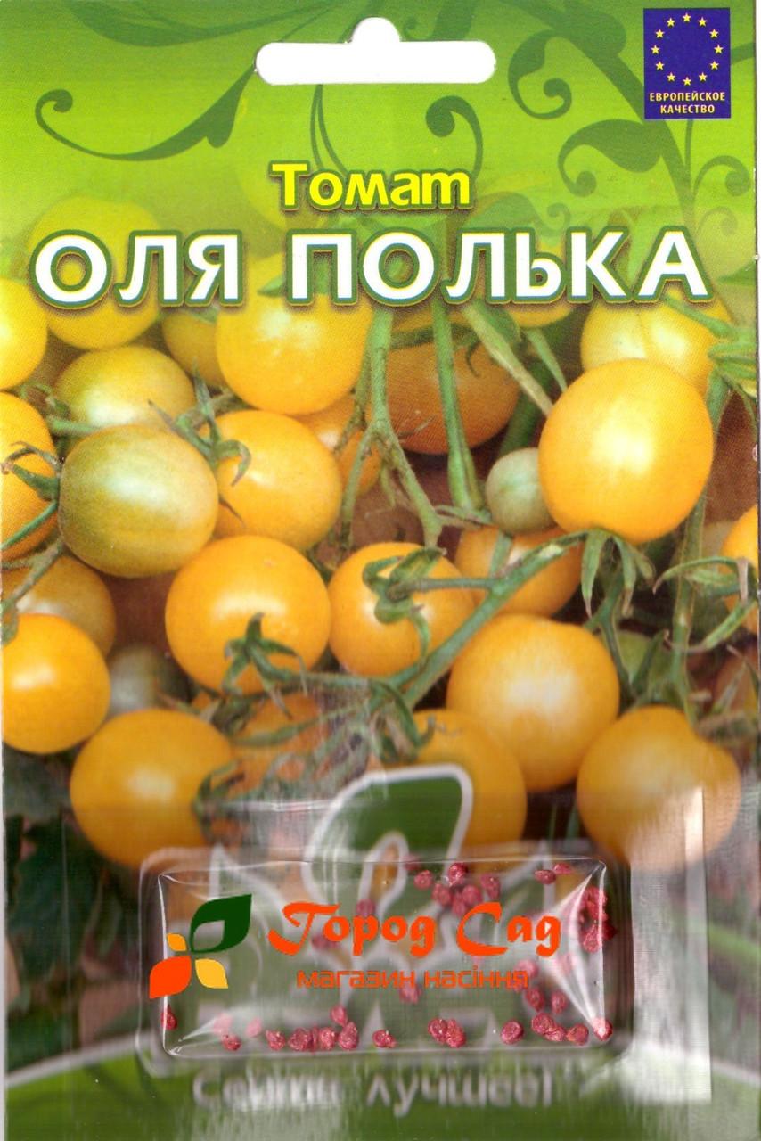 Насіння томату Оля Полька 50шт ТМ ВЕЛЕС
