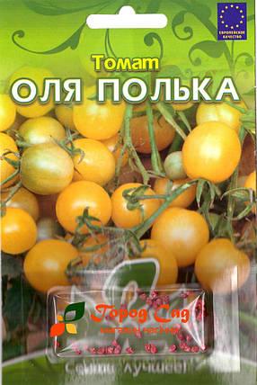 Насіння томату Оля Полька 50шт ТМ ВЕЛЕС, фото 2
