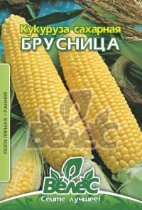 Семена кукурузы сахарной Брусница 30г ТМ ВЕЛЕС, фото 2