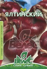 Семена лука Ялтинская 2.5г ТМ ВЕЛЕС, фото 2