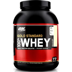 Optimum Nutrition 100% Whey Gold Standard USA 2,27kg