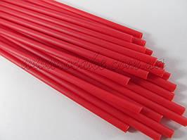 Палочки для кейк-попсов, леденцов (красный цвет)