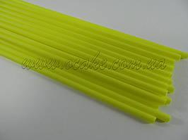 Палочки для кейк-попсов, леденцов (желтый цвет)