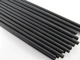 Палочки для кейк-попсов, леденцов (черный цвет)