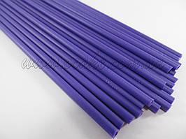 Палочки для кейк-попсов, леденцов (фиолетовый цвет)