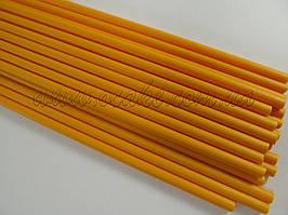 Палочки для кейк-попсов, леденцов (орагжевый цвет)