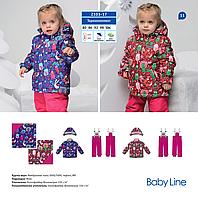 Термо-комбинезон зимний Лес Baby Line Z 103-17