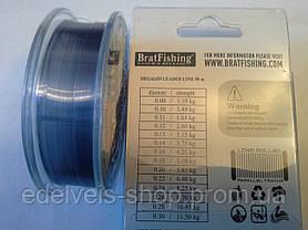 Леска рыболовная BratFishing Megalon Leader Line 50м  0.18-(5.1кг), фото 2