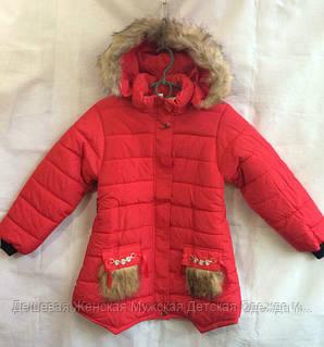 Детское зимние пальто