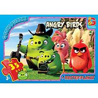 Пазлы Angry Birds 35 элементов G-Toys арт. B001028