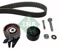 Ремкомплект грм Fiat Doblo 1.6 D (производство Ina ), код запчасти: 530056110