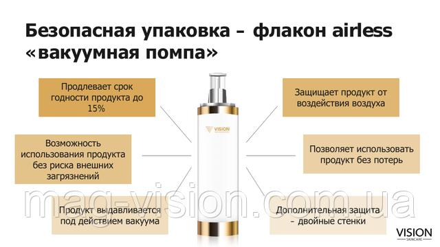 vision Skincare упаковка