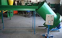 Измельчитель соломы Артмаш промышленный 380 В., 18,5 кВт.