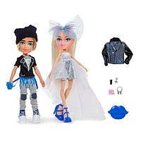 Набор кукол Bratz Metallic Madness - Cameron и Cloe