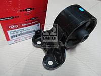 Опора двигателя передняя (производство Hyundai-KIA ), код запчасти: 219102F150