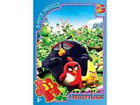 Пазлы Angry Birds 35 элементов G-Toys арт.B001029