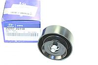 Ролик обводной общего ремня (производство Hyundai-KIA ), код запчасти: 2528725110