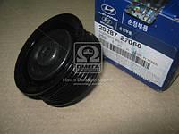 Ролик обводной общего ремня (производство Hyundai-KIA ), код запчасти: 2528727060