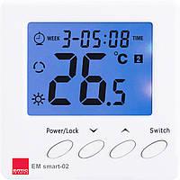 Терморегулятор программируемый EM smart-02, фото 1
