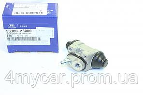 Цилиндр тормозной задний правый (производство Hyundai-KIA ), код запчасти: 5838002000