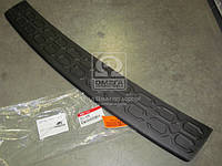 Накладка порога заднего бампера (производство Hyundai-KIA ), код запчасти: 866453E500