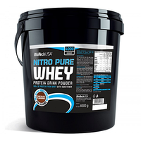 BioTech USA Nitro Pure Whey Gold 4kg