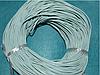 Шнур кожаный 20108  светло-голубой  95 м