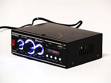 Стерео усилитель UKC SN-777BT Bluetooth, фото 2