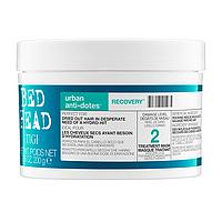 Маска для пошкодженого волосся TIGI Bed Head Recovery Treatment Mask