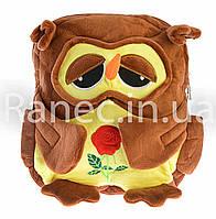 Рюкзак детский для дошкольника Совушка 26*23*9см 933