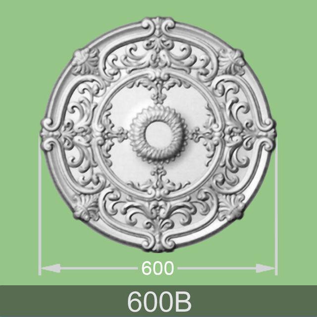 Потолочная розетка B-600-B