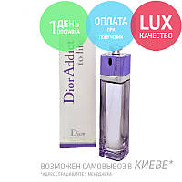 Christian Dior Addict To Life.Eau De Toilette 100 ml / Туалетная вода Кристиан Диор Аддикт Ту Лайф 100мл