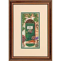 """Набор для вышивания крестом """"Тосканское приветствие//Tuscan Welcome"""" DIMENSIONS"""