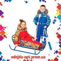 Детские куртки комбинезоны оптом от odejda-opt.prom.ua